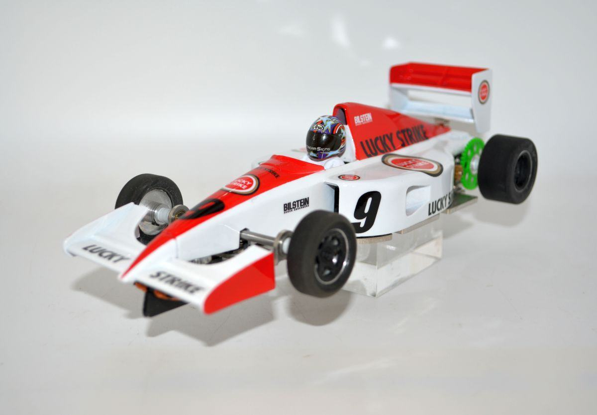 Fleischmann Race Model 3