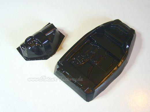 Fahrereinsatz / Inlet Aston Martin DBR9