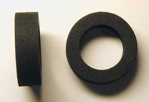 GP Moosgummmi Reifen hart 18,5 / 28,0 x 10 mm