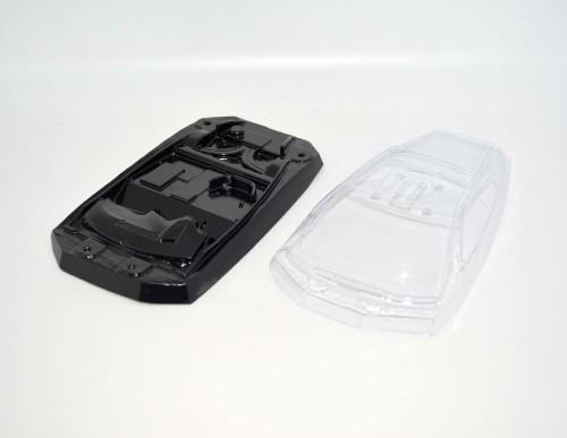 Fahrereinsatz / Inlet Corvette C7R