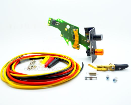 RTR Transistor Regler Pro Bausatz - DS Gehäuse