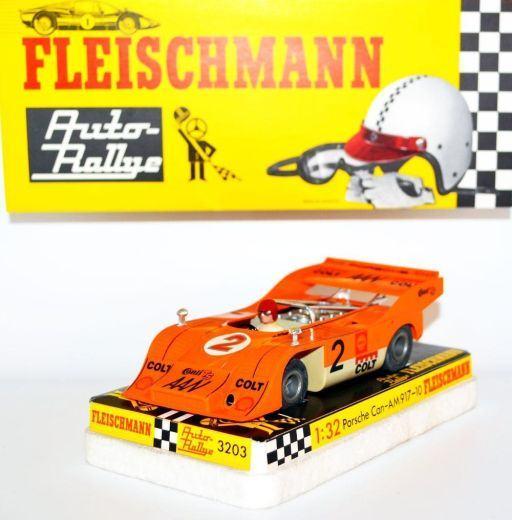 Porsche 917/10 CanAm orange