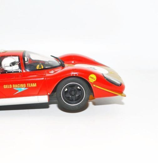 Umbaukit Vorderachse Ferrari 512S komplett Kit