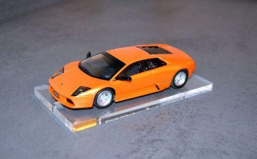Karosserie Murcielago gold met. mit 3D Chassis Kit