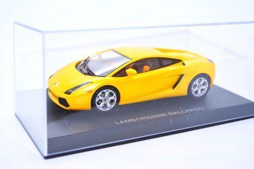 AutoArt Lamborghini Gallardo gelb met.