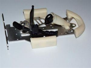 Welly Kart Repro Anbauteile Kit