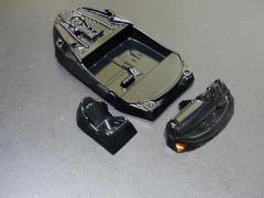 Fahrereinsatz / Inlet Ferrari 458