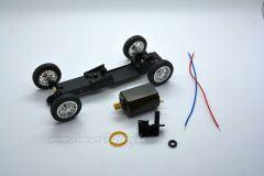Fahrwerk Mercedes SSK / Bugatti 2-Leiter - ohne Motor
