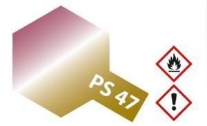 PS-47 Pink/Gold f�r Polycarbonat 100ml