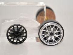 21,5 mm Felgeneinsatz Ferrari 458 schwarz seidenmatt