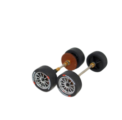 Radsatz / Felgen mit Reifen MB SLS